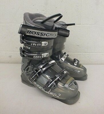 Rossignol Electra E12 Active Cockpit Thermo Fit Ski Boots MDP 23 Women's 6 GREAT