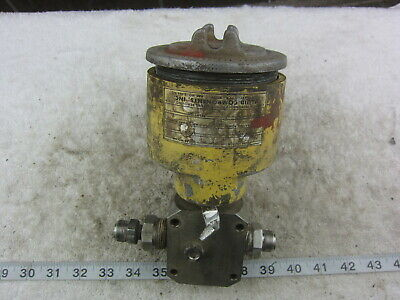 Fluid Components  FR70-1S Flow Switch, Used