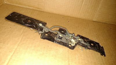 Flyer E UNIT NOT TESTED on Frame ONLY GP7 or GP9 Storage rust BENDS ID info plzm