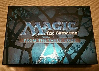 Magic the Gathering From the Vault: Lore Complete Set Marit Lage mythic foils