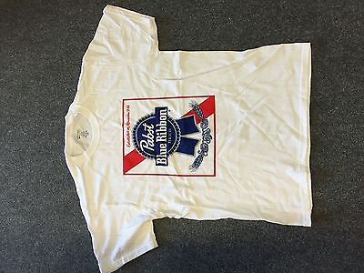 Pabst Blue Ribbon T-Shirt PBR from USA Size XL