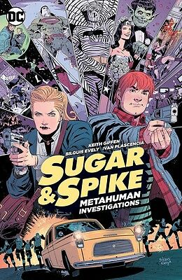 SUGAR AND SPIKE METAHUMAN INVESTIGATIONS GRAPHIC NOVEL New Paperback