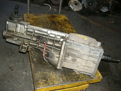 Ford AU 6 cyl tremec T5 5 speed gearbox