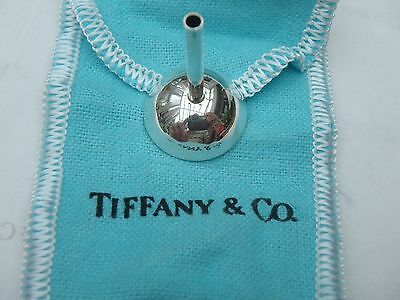 Tiffany & Co Sterling Silver Vanity Perfume Funnel