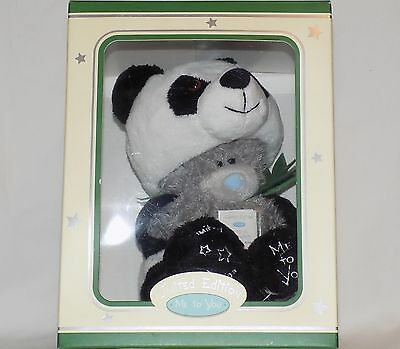 Me To You, Tatty Teddy In Panda Costume Limited Edition Boxed