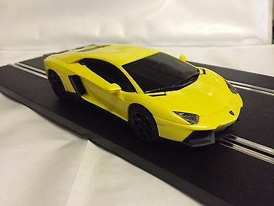 Scalextric Digital Chip Fitted Lamborghini Aventador *brand New*