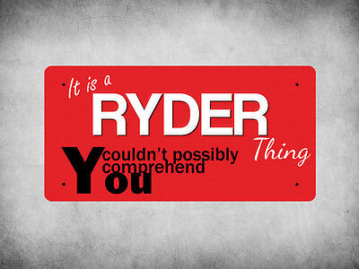 WP_ITSASNAME_817 It is a RYDER thing you couldn't possibly comprehend - Metal Wa