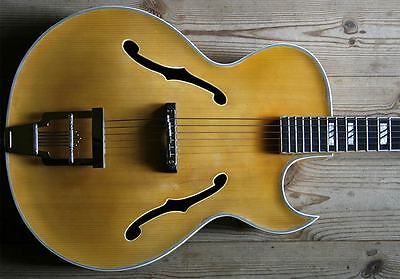 EXTREMELY RARE 70s FRAMUS SL CUSTOM ES 175 JAZZ GUITAR FRANKFURTER MESSE MODEL