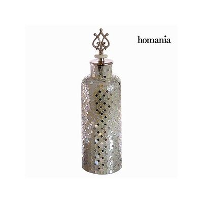 Urne en mosaïque blanche - Collection Alhambra by Homania