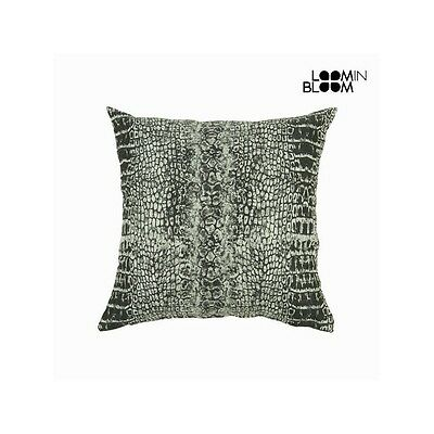 Coussin motif serpent - Collection Jungle by Loomin Bloom