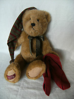 Boyds Bear platinum collection  edition fully jointed teddy 15""