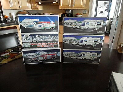 hess trucks collection
