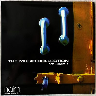 THE MUSIC COLLECTION VOLUME 1 LP 180g NAIM