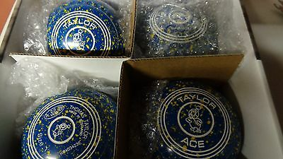 Taylor Ace Bowls 1H 23 Stamp Blue/yellow