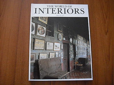 The World Of Interiors - April 1996