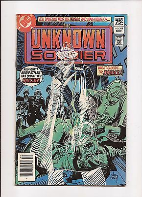 Unknown Soldier #268 - Oct 1982 - DC - Final Issue