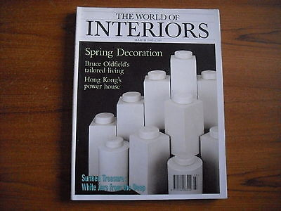 The World Of Interiors - March 1995