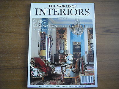 The World Of Interiors - March 1994