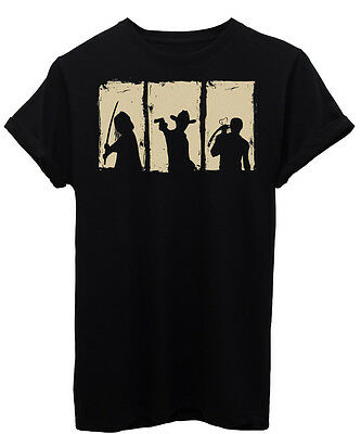 T-Shirt MICHONNE RICK DARYL - SERIE TV - by iMage
