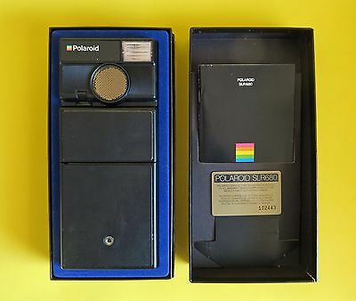 Polaroid SRL 680 Instant Camera