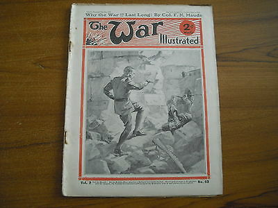 THE WAR ILLUSTRATED - JUNE 12th 1915 - THE GREAT WAR