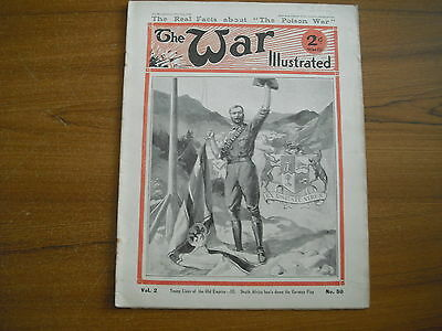 THE WAR ILLUSTRATED - JULY 31st 1915 - THE GREAT WAR