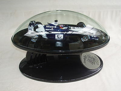 Signed Juan Pablo Montoya 2002 Autosport Awards Table Centre Piece.