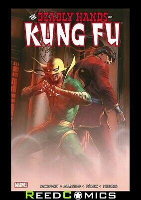 DEADLY HANDS OF KUNG FU OMNIBUS VOLUME 1 HARDCOVER New Hardback *1120 PAGES*