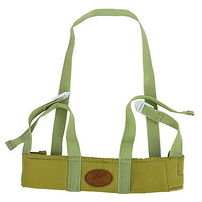 del bambino del bambino del bambino di sicurezza Facile Wash Harness - Verde AB