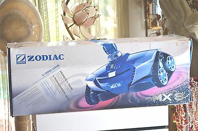 Zodiac Baracuda MX8 Suction In Ground Pool Cleaner