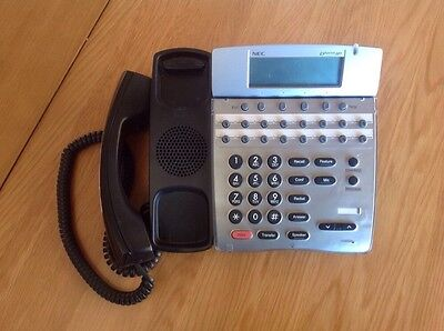 NEC Digital Office IP/VoIP Phone  ITH-16D-3A