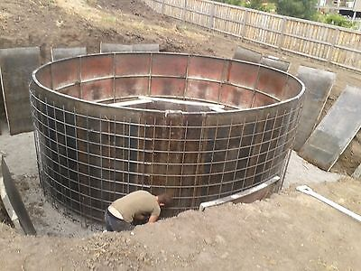 CONCRETE WATER TANK    90,000 litre approx.