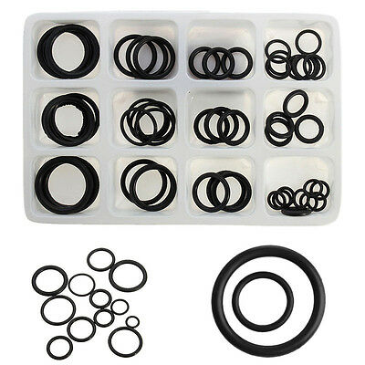 50pcs Rubber O-Ring Assorted Sizes Set Kit For Plumbing Tap Seal Sink Thread