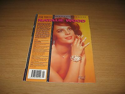 NATALIE WOOD - Magazine Cover Profile Clipping