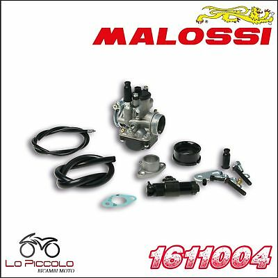 1611004 Carburatore Completo Malossi Phbg 19 As Peugeot St 50 2T