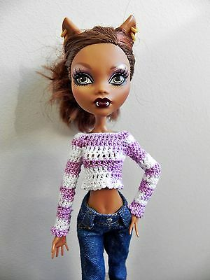 Ropa para Monster High / Monster High doll clothes