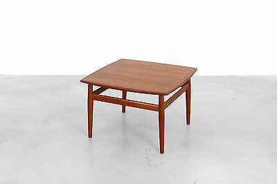 Danish Design Coffee Table by by Grete Jalk  for Glostrup Møbelfabrik,
