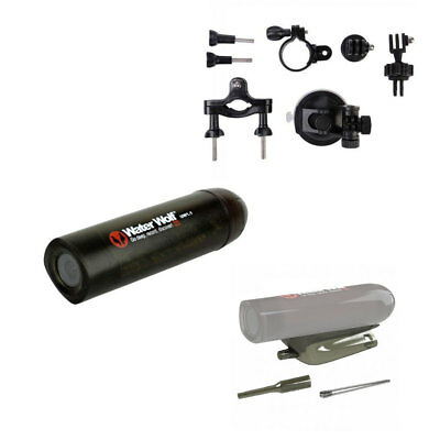 WaterWolf NEW Fishing Underwater Casting Camera 1.1 Kit + Accessories - 51646