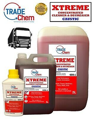 Xtreme Traffic Film Remover -Tfr - Caustic - Super Concentrated