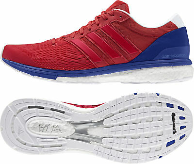 adidas Adizero Boston Boost 6 Mens Running Shoes - Red