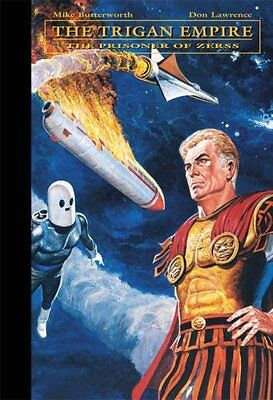 don lawrence Trigan Empire the collection vol 8