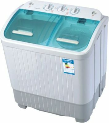 Portawash PLUS twintub portable washing machine caravan motorhome camper student