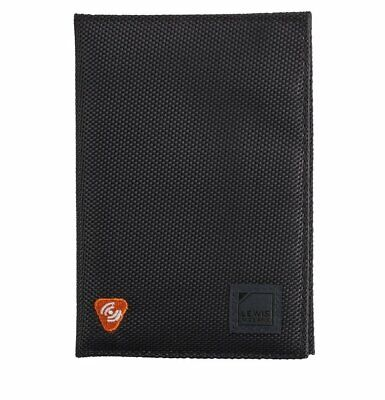 Lewis N. Clark RFID-Blocking Passport Case, Black #1284BLK