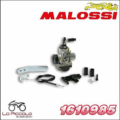 1610985 CARBURATORE COMPLETO MALOSSI PHBG 21 BS MBK BOOSTER 50 2T euro 0-1