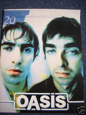 Oasis - 20 - Tear-Out Photo Book