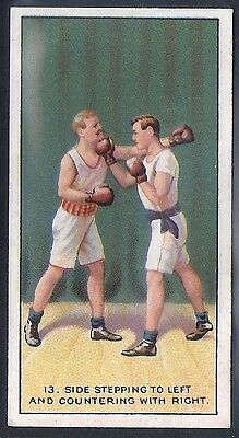 Carreras-The Science Of Boxing Series (Black Cat Back)-#13- Quality Card!!!