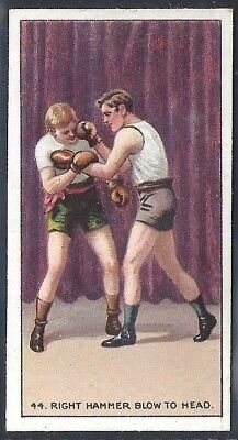 Carreras-The Science Of Boxing Series (Black Cat Back)-#44- Quality Card!!!