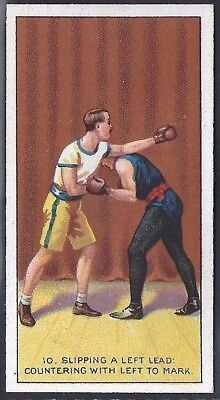 Carreras-The Science Of Boxing Series (Carreras Back)-#10- Quality Card!!!