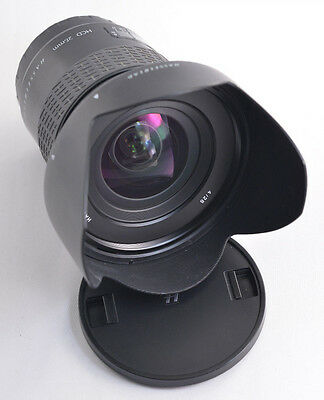 (PRL) HASSELBLAD HCD 28 mm f/4 LENS ONLY 749 SHOOTS WARRANTY 6 MONTHS OBIETTIVO