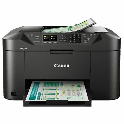 Canon Office Maxify Wireless Inkjet MFC Printer MB2160